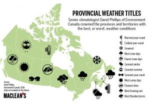 Muốn sống trong khí hậu ấm áp Canada, hãy du học tại 5 thành phố này