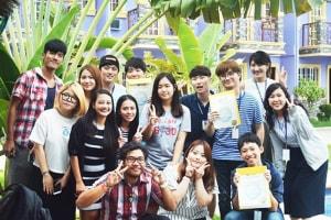Du học Philippines: Học viện anh ngữ CG