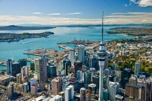 New Zealand: Chỉ dẫn về các thành phố qua nickname