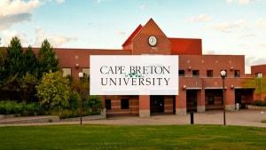 Ngành Quản trị Nhà hàng Khách sạn tại Cape Breton University