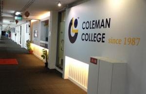 Các trường Phổ thông Công lập thuộc Coleman College
