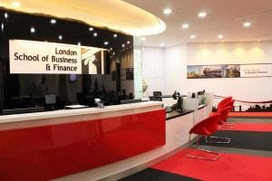 Trường Kinh doanh và Tài chính London (LSBF ) Singapore