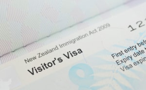 Xin visa vào New Zealand trong vòng 10 ngày