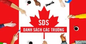 Danh sách trường xin Visa Canada ưu tiên - Visa SDS 2018