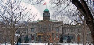 Đại học McGill - McGill University, Québec