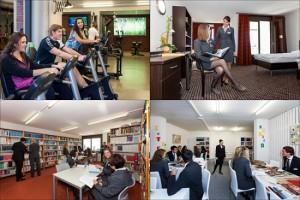 Du học Thụy Sĩ ngành du lịch, nhà hàng, khách sạn chi phí thấp