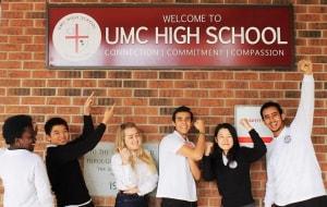 Trung học Upper Madison - Upper Madison College (UMC)
