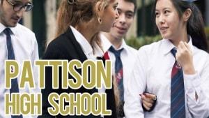 Trung học phổ thông Pattison - Pattison High School, British Columbia