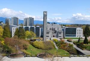Đại học British Columbia - Trường đại học hàng đầu Top 40 thế giới