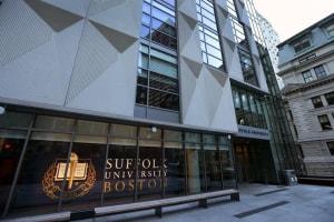 Đại học Suffolk - Suffolk University, Boston