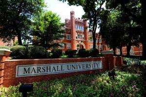 Đại học Marshall - Marshall University, Huntington