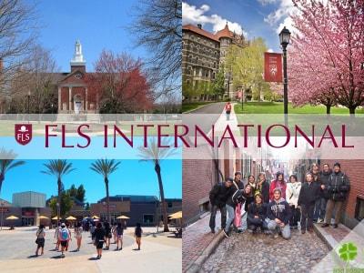 Chương trình tiếng Anh FLS tại Mỹ - FLS International
