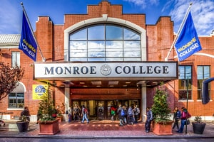 Monroe College - Trường có học phí rẻ nhất New York