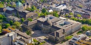Đại Học Zurich - University of Zurich (UZH)