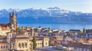 Trường Kinh doanh và Công nghệ SSBT - Swiss School of Business and Technology