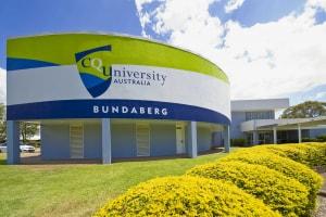 Đại học Central Queensland, Úc