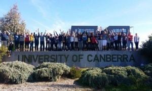 Cao đẳng Canberra, Úc