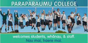 Cao đẳng Paraparaumu - Paraparaumu College, New Zealand