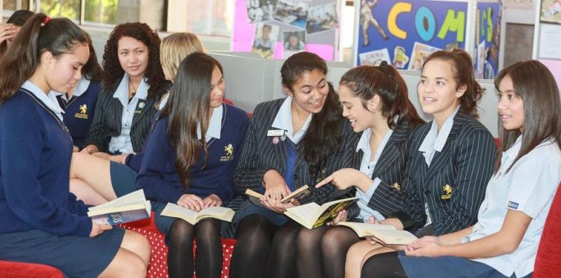 Trung học Auckland Girls' Grammar School, New Zealand