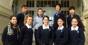 Trung học Mount Albert Grammar School, Auckland