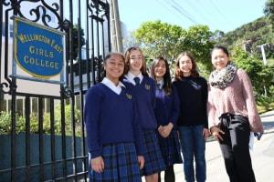 Trường Trung học Nữ sinh phía Đông Wellington