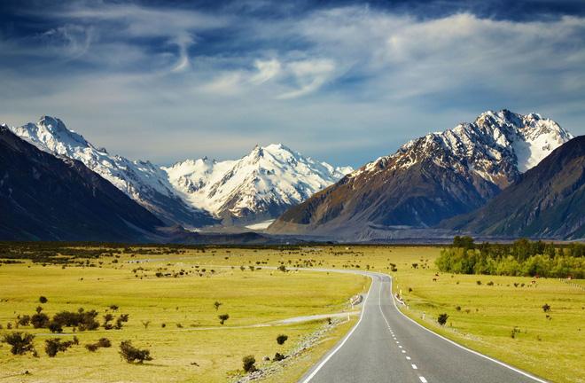 New Zealand - điểm đến du học lãng mạn và đậm chất thơ dành cho những kẻ mơ mộng