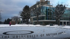 Đại học British Columbia - University of British Columbia