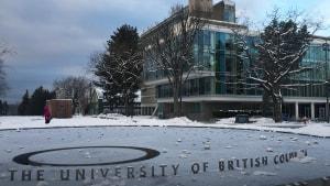 Đại học British Columbia - University of British Columbia