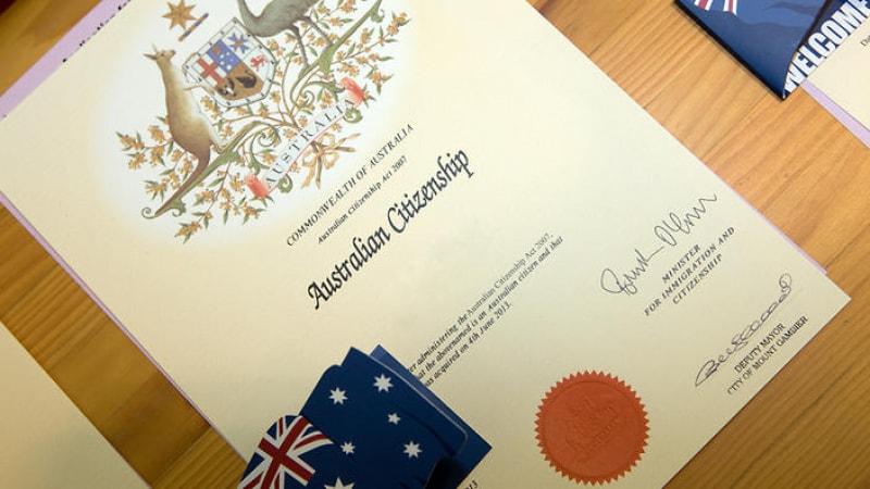Bài thi Quốc tịch Úc sẽ thay đổi lớn từ tháng 11/2020