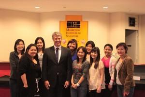 Du học Singapore ngành Marketing tại MIS