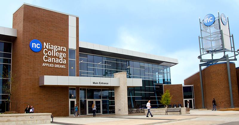 Cao đẳng Niagara - Niagara College, Ontario