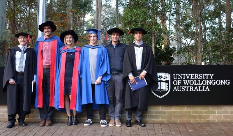 Đại học Wollongong (UOW) 1 trong 20 trường hiện đại hàng đầu thế giới